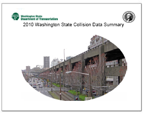 WSDOT REPORT: 2010 Washington State Collision Data Summary
