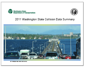 WSDOT REPORT: 2011 Washington State Collision Data Summary