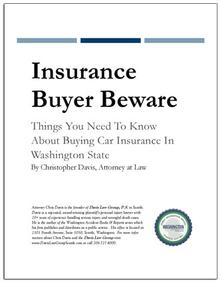 report insurance buyer beware buying car insurance in washington. Black Bedroom Furniture Sets. Home Design Ideas