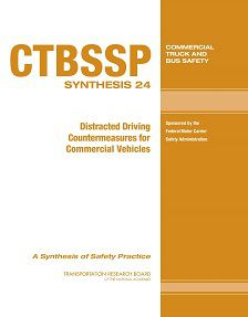 REPORT: Distracted Driving Countermeasures for Commercial Vehicles