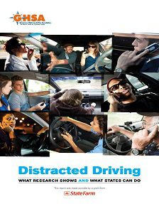 REPORT: Distracted Driving: What Research Shows and What States Can Do