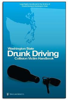Washington State Drunk Driving Collision Victim Handbook (Free)