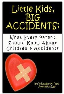child injury law book by children accident attorney