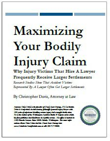 REPORT: Maximizing Your Injury Claim