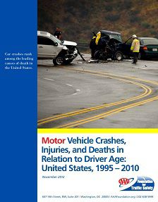 REPORT: Motor Vehicle Crashes, Injuries, and Deaths and Driver Age