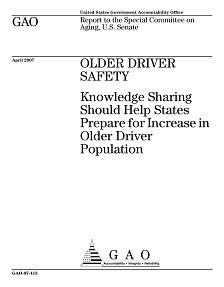 REPORT: Older Driver Safety: An Increase in Older Driver Population