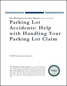 REPORT: Parking Lot Accidents: Help with Handling Your Claim