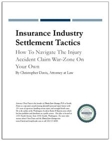 REPORT: Insurance Settlement Tactics: How To Navigate Injury Claims