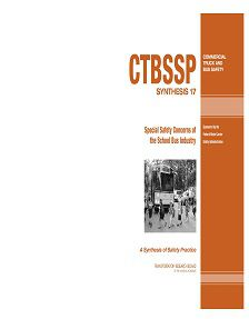 REPORT: Special Safety Concerns of the School Bus Industry, 2009