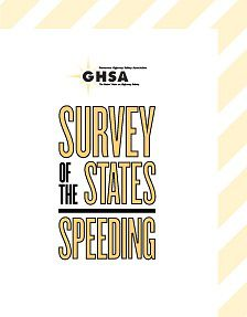 REPORT: Survey of the States Speeding