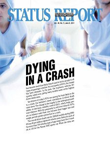 REPORT: Dying in a Crash, June 2011