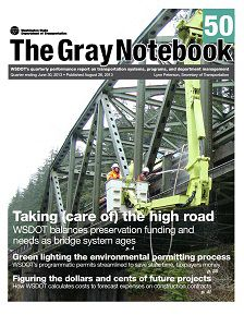 REPORT: The Gray Notebook, June 2013