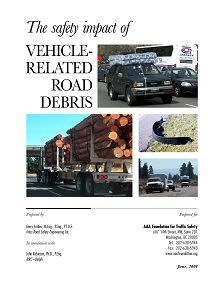 LAST REPORT: The Safety Impact of Vehicle-Related Road Debris, 2004