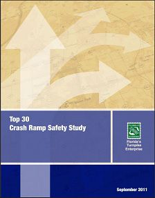 REPORT: Top 30 Crash Ramp Safety Study, 2011