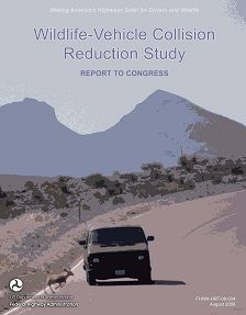 REPORT: Wildlife-Vehicle Collision Reduction Study, August 2008