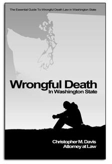 wrongful death law book by fatal accident attorney