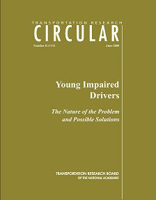 REPORT: Young Impaired Drivers, June 2009