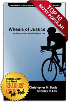 BOOK: Wheels of Justice: Essential Guide to Bicycle Accident Law in WA