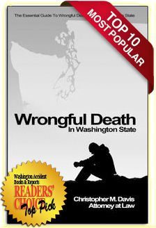 BOOK: The Essential Guide To Wrongful Death Law in Washington State