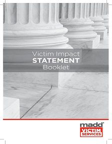 REPORT: Victim Impact Statement Booklet