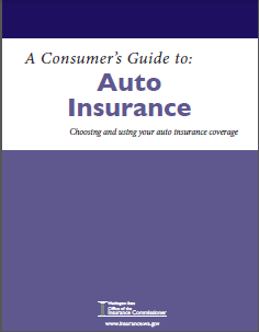REPORT: A Consumer's Guide to Auto Insurance in Washington State