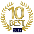 10 Best Attorneys Award Badge