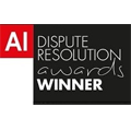 AI Dispute Resolution Awards Winner Badge