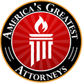 Americas Greatest Attorneys Badge