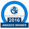International Advisory Experts Winner Badge