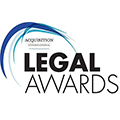 Legal Awards Best Injury Firm Badge