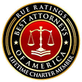 Rue Ratings Best Attorneys of America Badge