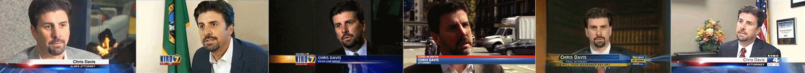 Videos Thumbnails of Chris Davis in the News