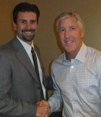 seattle attorney seahawks coach pete carroll